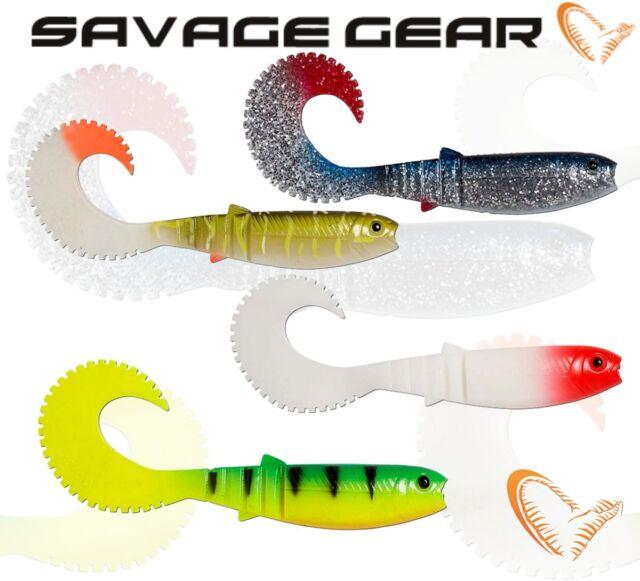 10Pcs Paddle Tail Grub Worm Fishing Soft Plastic Lure 9.5cm 6g Jig Head Pike