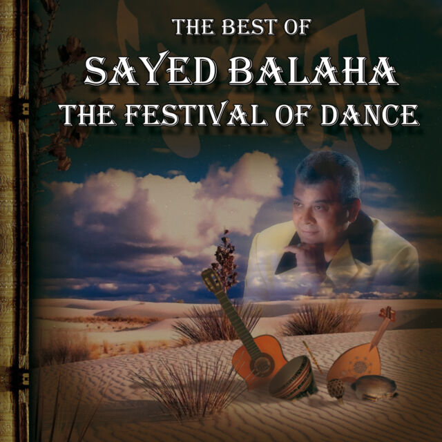 Bellydance - Sayed Balaha - The Festival Of Dance