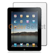 """New Clear LCD Screen Shield Guard Protector for Tab Tablet Apple iPad 1 9.7"""""""