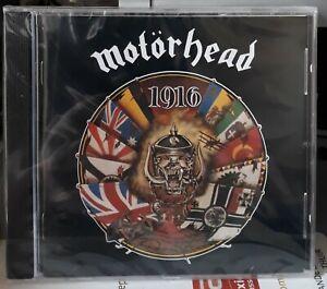 MOTORHEAD 1916 - (CD, 1991) - NEUF sous BLISTER -