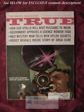 TRUE May 1967 NIGHTVISION ALLAN W. ECKERT GEORGE ROMNEY