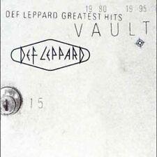 Def Leppard Vault-Greatest hits 1980-1995 [2 CD]
