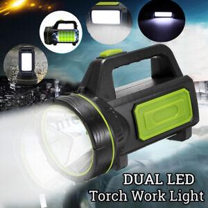 135000LM-LED-wiederaufladbare-helle-Fackel-Kerze-Camping-Spotlight-Hand-Arbeitsl