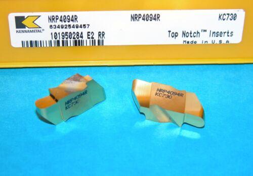NRP 4094R KC730 KENNAMETAL CARBIDE INSERT