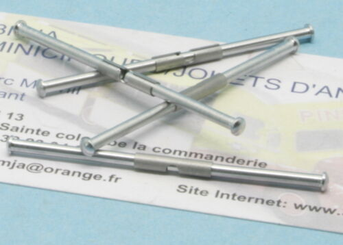 DTF722.2-4 axes rapides  pour restauration  Dinky Toys Solido CIJ JRD etc...