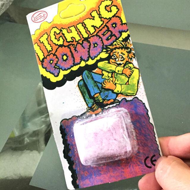 12 Itching Powder Kids Novelty Magic Jokes Tricks Gags Toy 1 Dozen  Itch