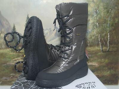 Winter Damen Stiefel Schuhe Boots Stiefeletten Warmfutter Gr.36-41 Art.-Nr.122