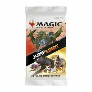 Magic The Gathering MTG Jumpstart Booster PACK Preorder | 1 PACK
