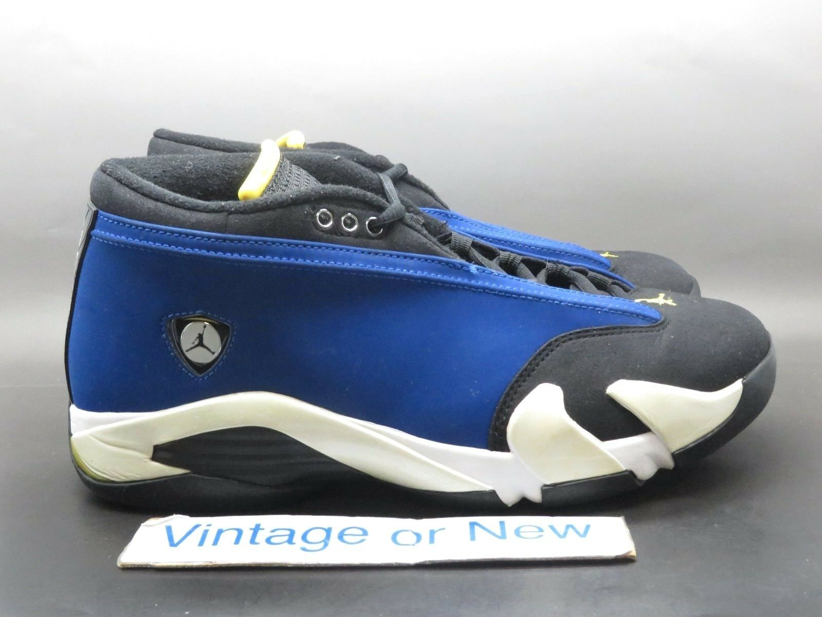 Nike Air Jordan XIV 14 Low Laney Retro 2015 sz 8.5