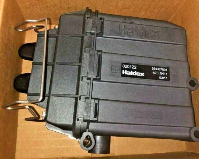HALDEX 364387001 ABS BRAKE ECU CONTROL BOX M939 M923A2 M925A2 M931 A1 A2 /& MK48