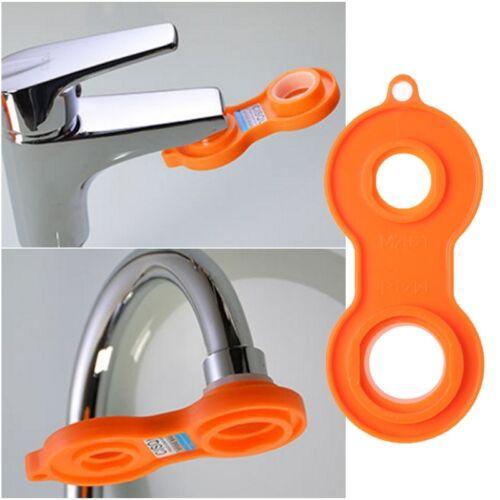 Sprinkle Faucet Aerator Plastic Tool Spanner Wrench Sanitaryware Repair Tool
