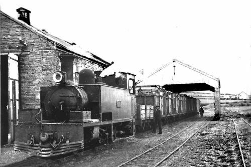 "Tralee /& Dingle Light Railway 2 Sets of 10 6x4/"" Black+White//Colour photo prints"