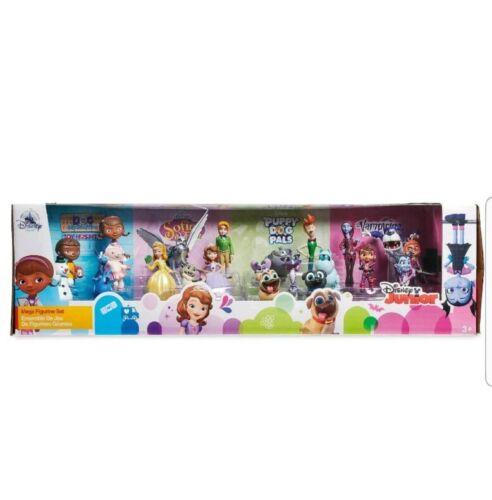 Disney Junior Exclusive 21-Piece PVC Mega Figurine Playset