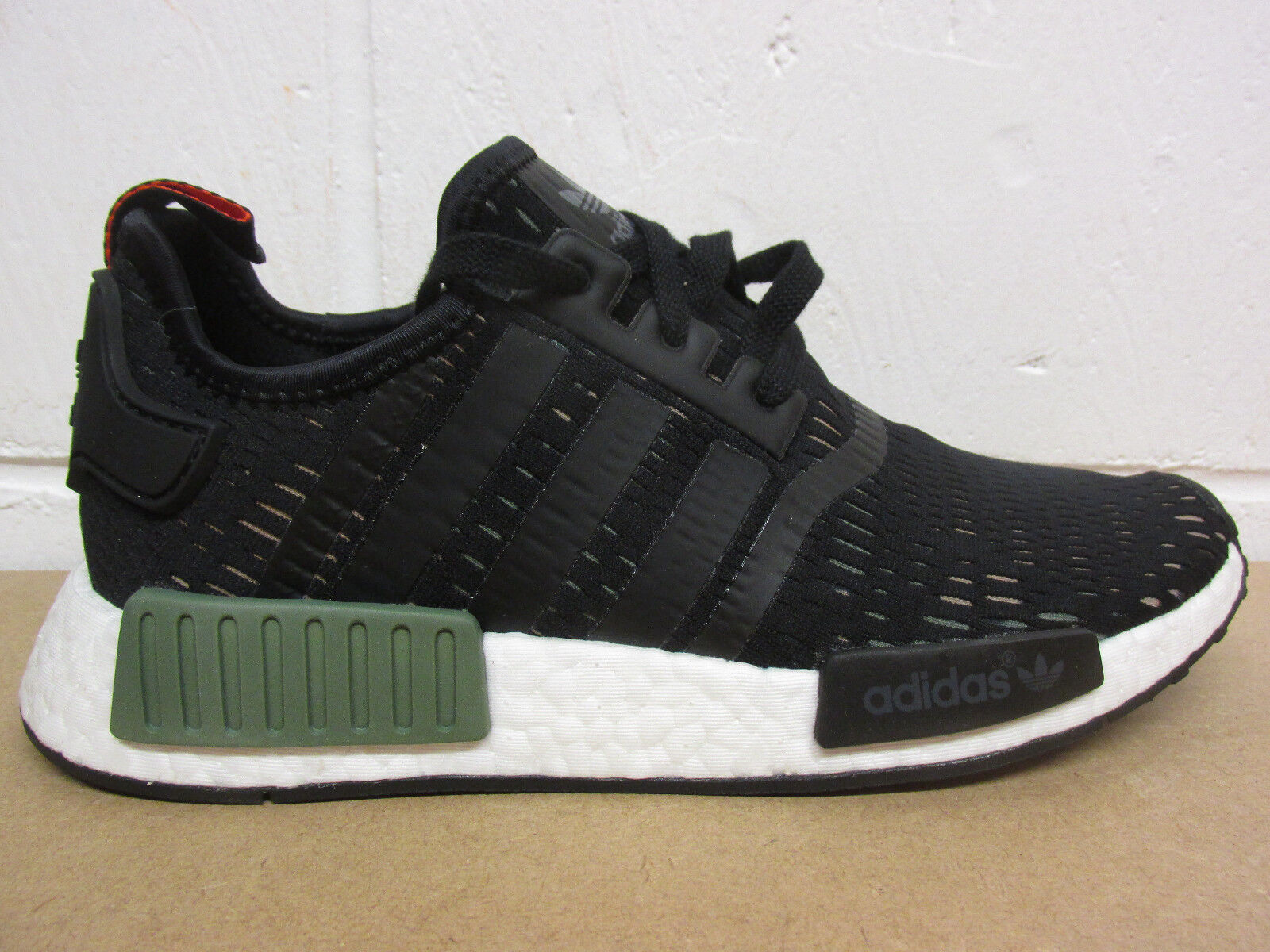 82a061f6f adidas Originals NMD R1 Mens Trainers BB1357 SNEAKERS Shoes UK 6.5 ...