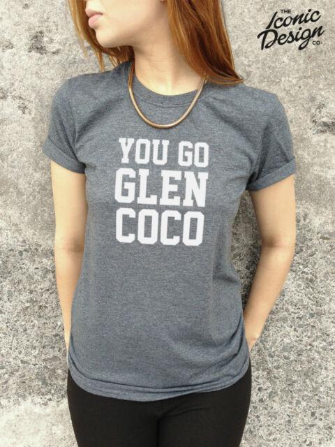 * YOU GO GLEN COCO Mean Girls No 4 T-shirt Top Fashion Tumblr Made me do it *