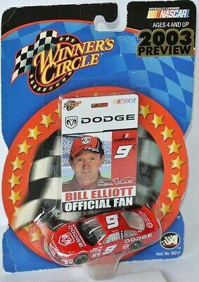 #9 Dodge Nascar 2002 * Dodge * Bill Elliott - 1:64 Preview 2003-