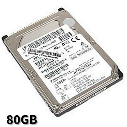 "80GB Hard Drive Apple PowerBook 12/"" 15/"" 17/"" G3 G4"