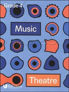 Amical Théâtre Musical Grade 4 Partitions Livre London College Of Music Theory-afficher Le Titre D'origine Gagner Les éLoges Des Clients