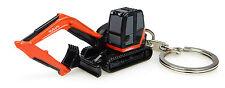 Universal Hobbies UH 5811 KUBOTA KX080-4 Excavator Diecast Keyring