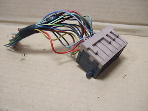 image is loading porsche-944-fuse-box-wiring-loom-repair-section-