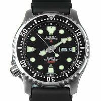 Citizen Promaster Aqualand Automatic Sub Diver's 20bar NY0040-50E