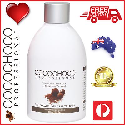 Cocochoco Professional Original Brazilian Keratin Hair Treatment 250ml For Sale Online Ebay