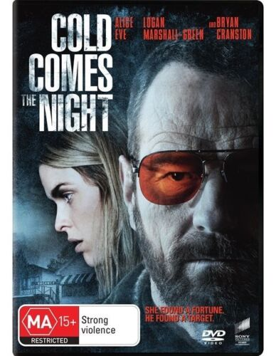 1 of 1 - Cold Comes The Night (Dvd) Crime, Drama, Thriller, Alice Eve, Ursula Parker