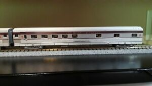 """N Scale Kato 10-6 Sleeper  Passenger Car Canadian Pacific """"BRANT MANOR"""""""