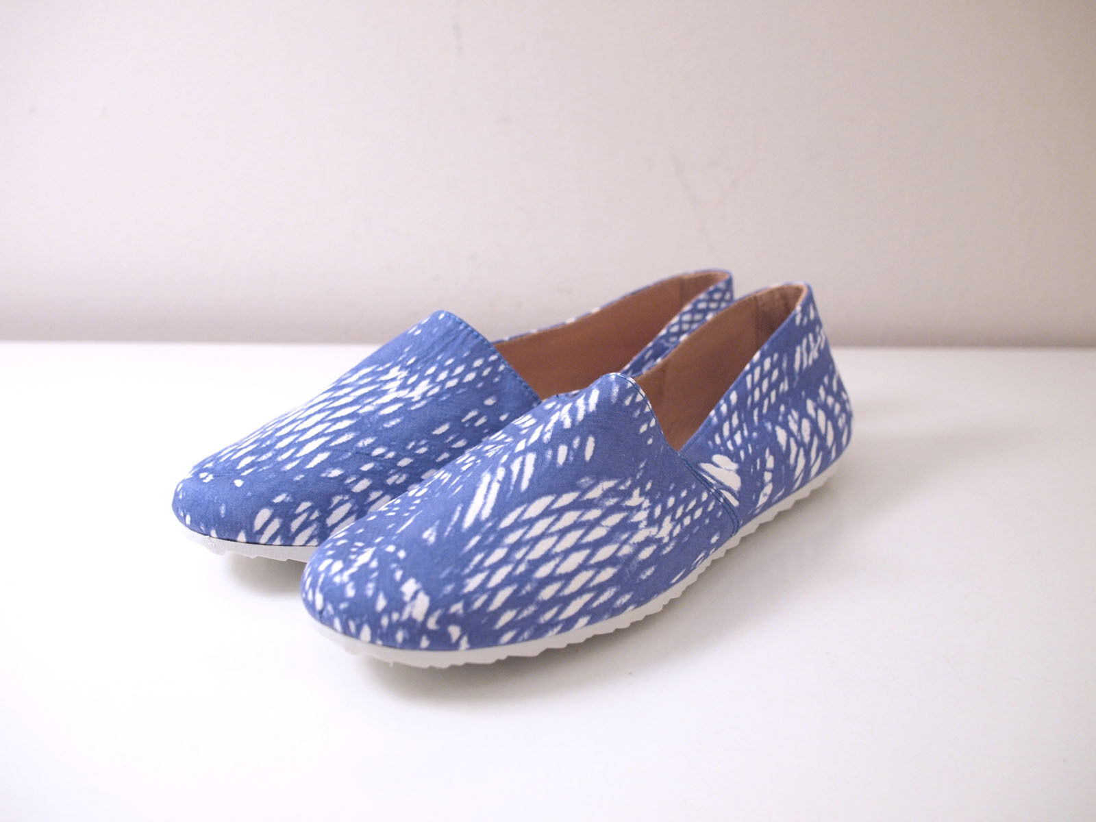 Maison Martin Margiela MM6 Slip On shoes Womens Sz Eur 37 US 6.5