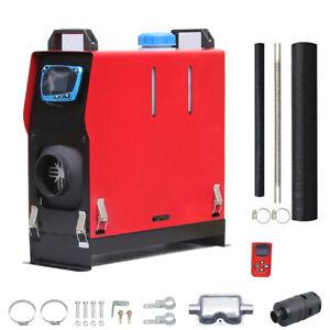 Calentador-De-Aire-Diesel-5KW-12V-Monitor-LCD-remoto-para-Coche-Camion-Barco-SUV-Casa-del-motor