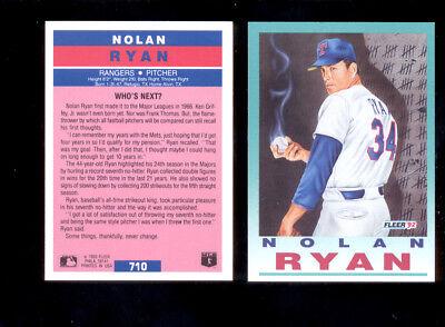 2019 Allen and Ginter Baseball Star Signs #BSS-28 Nolan Ryan Texas Rangers Baseball Card