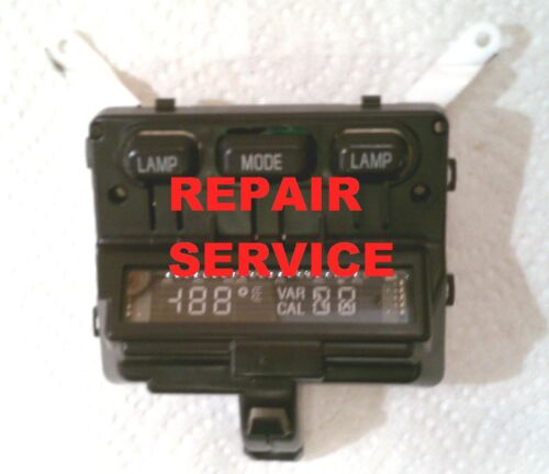 FORD EXPLORER SPORT TRAC OVERHEAD CONSOLE COMPUTER REPAIR SERVICE we repair your