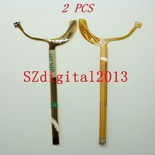 2PCS/ NEW For Canon EF-S 17-55 mm 17-55mm f/2.8 IS USM Lens Aperture Flex Cable