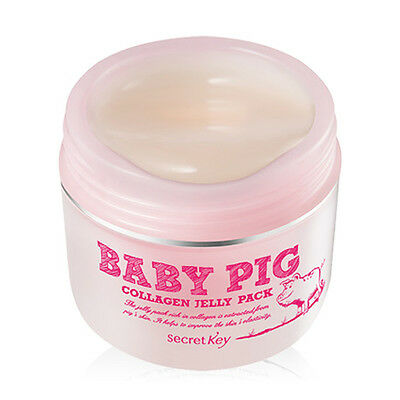 [SECRET KEY] Baby Pig Collagen Jelly Pack 100g / Containing 60,000mg of Collagen