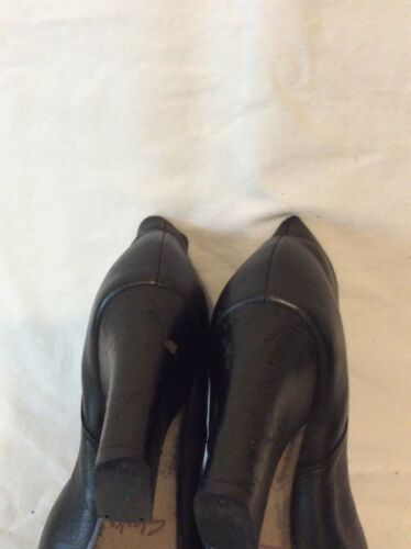 laarzen lederen 5d zwarte enkel Clarks maat q6xzR8Uxw