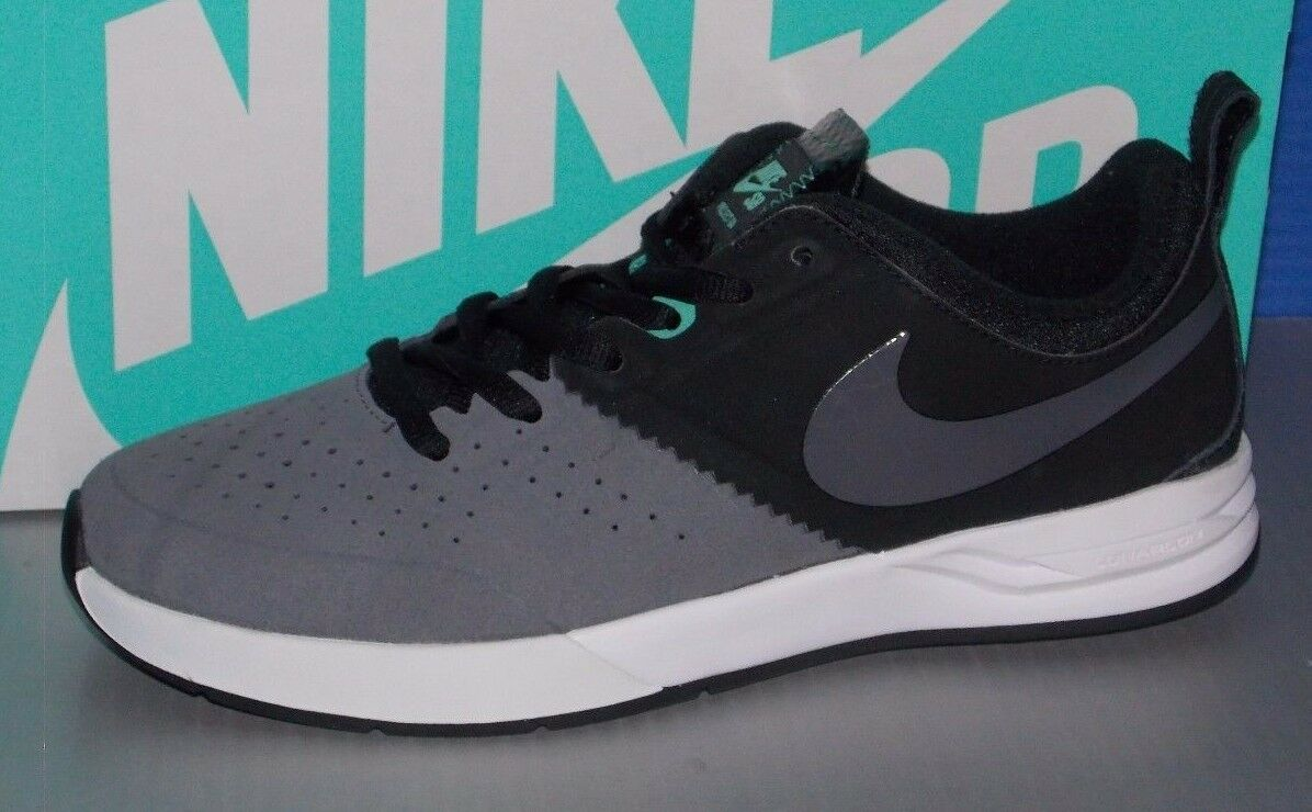 MENS NIKE PROJECT BA in colors BLACK   GREY   CRYSTAL MINT SIZE 8