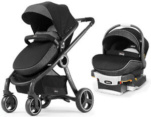 Image Is Loading Chicco Urban Stroller W Keyfit 30 Zip Infant