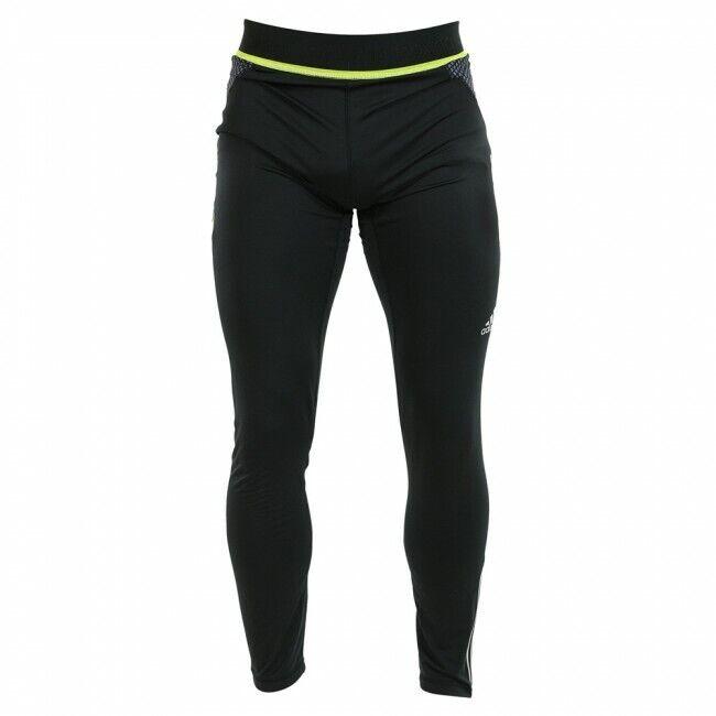 Adidas señores pro Pant PVP 69,9 negro-amarillo pantalones deportivos pantalones  de entrenamiento MMA Tight  Entrega directa y rápida de fábrica