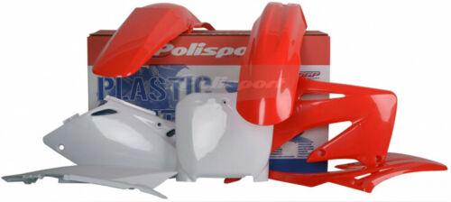 Polisport Fender Plastic Kit Set OE COLORS HONDA CRF450R CRF 450R 2002-2003