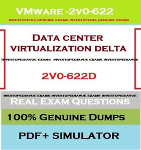 VMware VCP6.5-DCV Data Center Virtualization Delta 2V0-622D Exam Q/&A+SIM