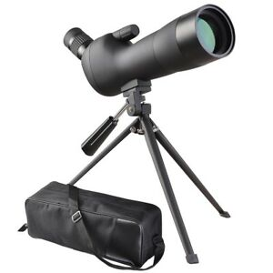20-60x60mm-Zoom-Angled-Spotting-Scope-Monocular-Telescope-with-Tripod-amp-Case
