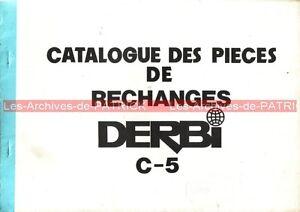 DERBI-C-5-Catalogue-des-pieces-detachees-Part-List-Cyclo-50-Derbi-C5