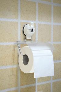 Leisurewize Caravan, Motorhome & Bathrooms Portable Suction Toilet Roll Holder