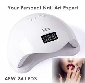48W-Gel-Nail-Polish-Dryer-24-Beads-Dual-UV-LED-Source-Nail-Polish-Dryer-UV-Lamp