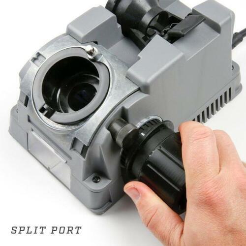 DRILL DOCTOR DRILL BIT SHARPENER UK 3 PIN PLUG MODEL 500X SHARPEN ALL DRILLS