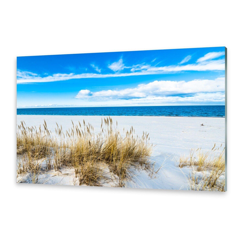 Acrylglasbilder Wandbild aus Plexiglas® Bild Meer Sandstrand