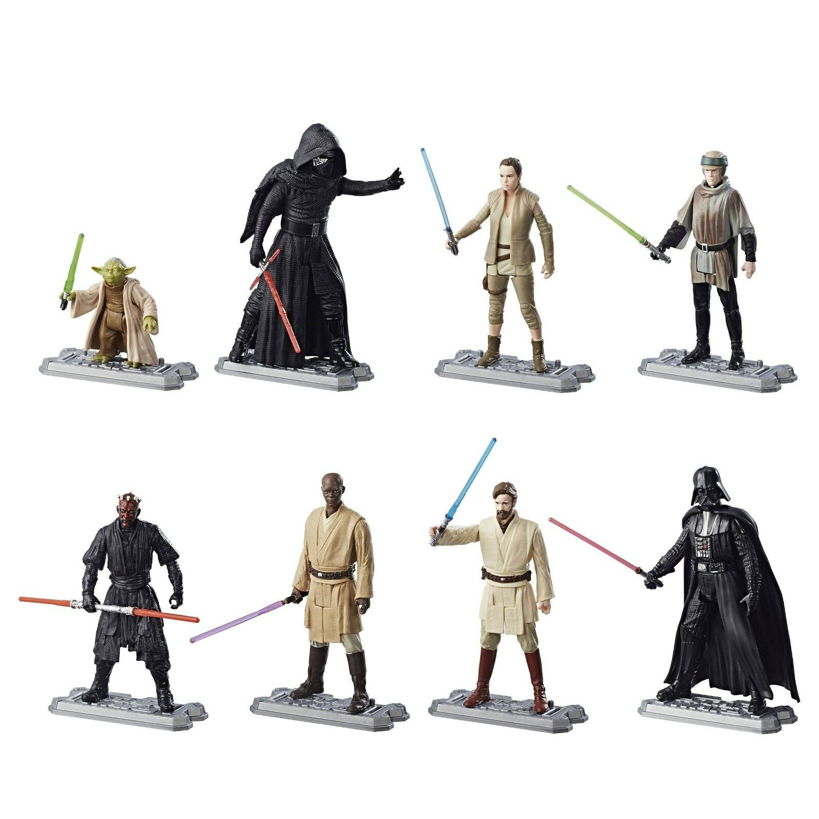 Star Wars Action Figure 8-Pack 2017 Era of the Force Exclusive