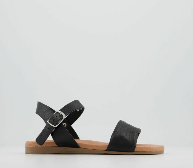 Peeptoe Two Part Cleated Sandal