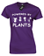 POWERED-BY-PLANTS-LADIES-T-SHIRT-VEGETARIAN-VEGAN-MEME-FASHION thumbnail 7