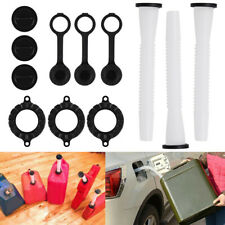 3 Replacement Spout Parts Kit Blitz Rubbermaid Rubbermade Fuel Gas Can Container